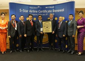 garuda indonesia 5 star airline