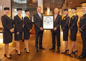 lufthansa 5 star rating